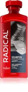 Farmona Radical All Hair Types korpásodás elleni sampon
