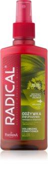 Farmona Radical Thin & Delicate Hair balsamo bifasico senza risciacquo volumizzante