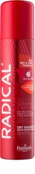 Farmona Radical Hair Loss champô seco e condicionador 2 em 1 para cabelo danificado e antiqueda
