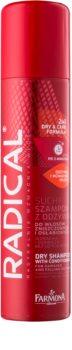 Farmona Radical Hair Loss șampon uscat și balsam 2 în 1, pentru păr degradat și care cade