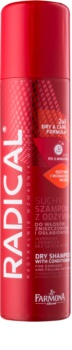 Farmona Radical Hair Loss suchý šampon a kondicionér v jednom pro poškozené a vypadávající vlasy