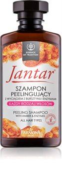 Farmona Jantar peelingový šampón