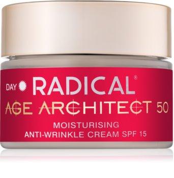 Farmona Radical Age Architect 50+ hidratáló ránctalanító krém SPF 15
