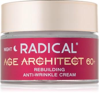Farmona Radical Age Architect 60+ Remodelliserende Nachtcrème  tegen Rimpels