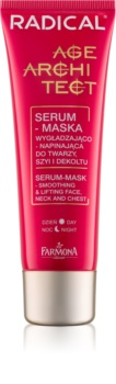 Farmona Radical Age Architect gladilni lifting serum in maska 2 v 1