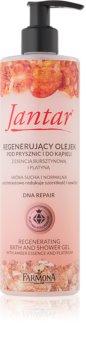 Farmona Jantar regeneračný sprchový gél pre normálnu a suchú pokožku