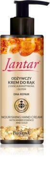 Farmona Jantar Gold hranilna krema za roke
