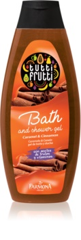Farmona Tutti Frutti Caramel & Cinnamon гель для душа та ванни