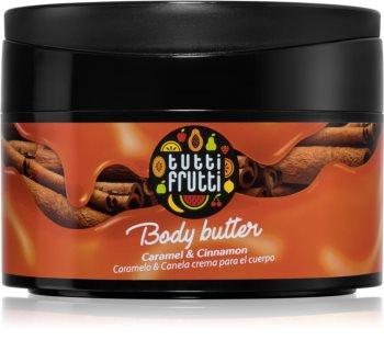 Farmona Tutti Frutti Caramel & Cinnamon Body Butter