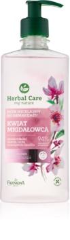 Farmona Herbal Care Almond Flower agua micelar limpiadora