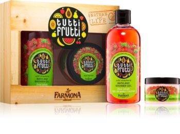 Farmona Tutti Frutti Wild Strawberry kosmetická sada