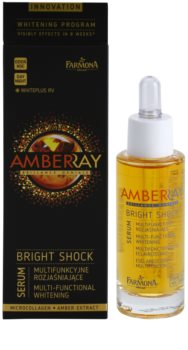 Farmona Amberray rozświetlające serum do twarzy