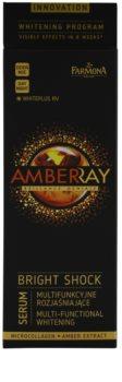 Farmona Amberray rozświetlające serum do twarzy 25+