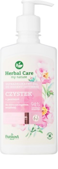 Farmona Herbal Care Cistus Gel delicat pentru igiena intima pentru piele sensibila