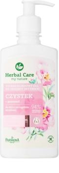 Farmona Herbal Care Cistus gel intime doux pour peaux sensibles