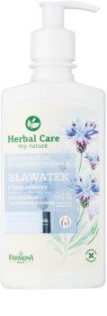 Farmona Herbal Care Cornflower zklidňující gel pro intimní hygienu pro citlivou a podrážděnou pokožku