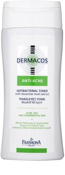 Farmona Dermacos Anti-Acne tónico para reducir poros dilatados
