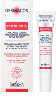Farmona Dermacos Anti-Redness Capillaries Sealing and Redness Reducing Active Gel Serum