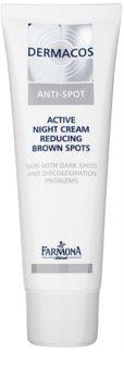 Farmona Dermacos Anti-Spot Aktivt akne-reducerande nattserum