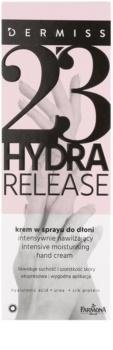 Farmona Dermiss Hydra Release hidratáló kézkrém spray -ben