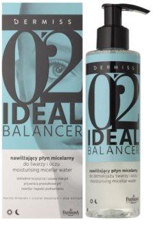 Farmona Dermiss Ideal Balancer água micelar hidratante para rosto e olhos