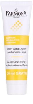 Farmona Discoloration and Freckles fehérítő krém arcra és testre