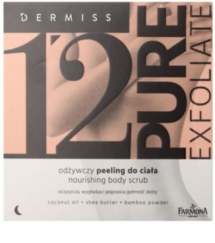 Farmona Dermiss Pure Exfoliate testpeeling a táplálásért és hidratálásért