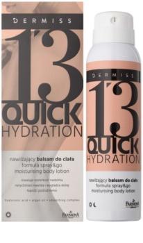 Farmona Dermiss Quick Hydration hydratační tělové mléko ve spreji