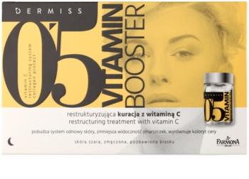Farmona Dermiss Vitamin Booster obnovujúca nočná starostlivosť s vitamínom C