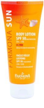 Farmona Sun schützende Sonnenmilch SPF 50