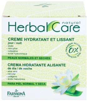 Farmona Herbal Care Aloe creme hidratante alisante