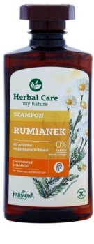 Farmona Herbal Care Chamomile Shampoo for Bleached and Blond Hair