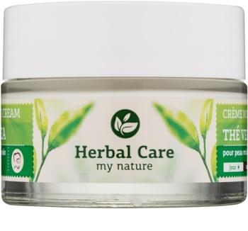 Farmona Herbal Care Green Tea matirajoča dnevna in nočna krema za normalizacijo kože za mastno in mešano kožo