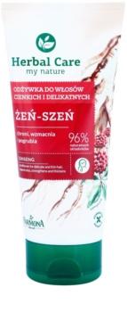 Farmona Herbal Care Ginseng regeneračný kondicionér pre jemné vlasy