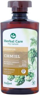 Farmona Herbal Care Hops šampon za okrepitev las za lase brez volumna