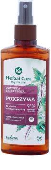 Farmona Herbal Care Nettle bezoplachový kondicionér v spreji pre mastné vlasy a vlasovú pokožku