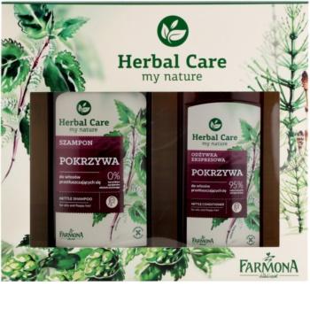 Farmona Herbal Care Nettle zestaw kosmetyków I.