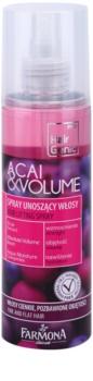 Farmona Hair Genic Acai & Volume sprej na vlasy pro objem