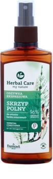 Farmona Herbal Care Horsetail balsam sub forma de spray pentru par foarte deteriorat