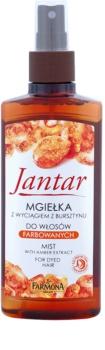 Farmona Jantar ochranná mlha pro barvené vlasy
