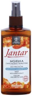 Farmona Jantar Regenerating Mist For Dry And Brittle Hair