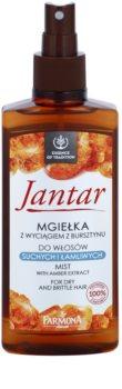 Farmona Jantar regeneračná hmla pre suché a slabé vlasy