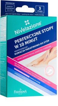 Farmona Nivelazione Paraffin Foot Treatment For Very Dry Skin