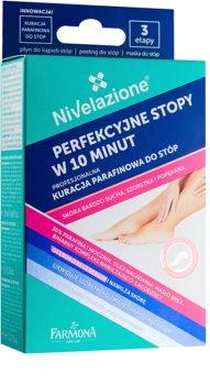 Farmona Nivelazione zabieg parafinowy na stopy do bardzo suchej skóry