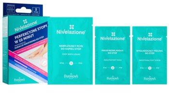 Farmona Nivelazione parafínová péče na nohy pro velmi suchou pokožku