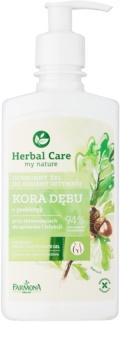 Farmona Herbal Care Oak Bark gel protector pentru igiena intima