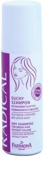 Farmona Radical Oily Hair suchy szampon dodający objętości i witalności