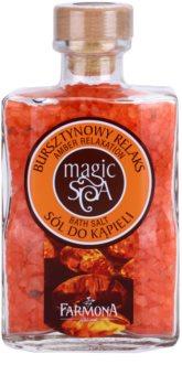 Farmona Magic Spa Amber Relaxation sůl do koupele