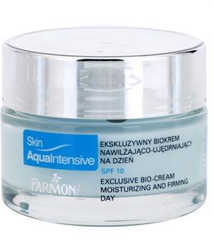 Farmona Skin Aqua Intensive hidratáló és feszesítő nappali krém SPF 10