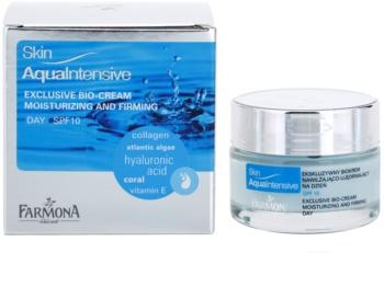 Farmona Skin Aqua Intensive crème de jour hydratante et raffermissante SPF 10